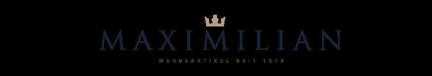MAXIMILIAN Werbeartikel seit 1973